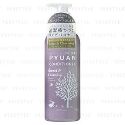 Kao - Merit Pyuan Sweet & Charming Conditioner (Cassis & Jasmine)