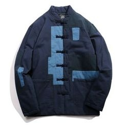 Milioner - Panel Frog Buttoned Jacket