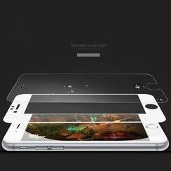 Homy Bazaar - 鋼化玻璃屏幕保護貼 - iPhone 6s / 6s Plus