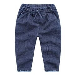 DEARIE - Kids Striped Pants