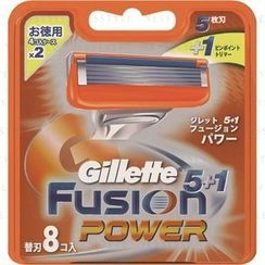 Gillette - Fusion 5 + 1 Power Blade (Refill)