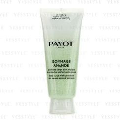 Payot - Le Corps Gommage Amande - Body Scrub With Pistachio and Sweet Almond Extracts