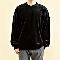 THE COVER - Round-Neck T-Shirt