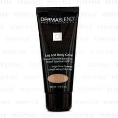 Dermablend - Leg and Body Cover SPF 15 (Full Coverage and Long Wearability) - Bronze