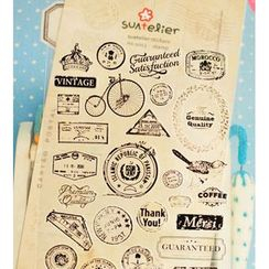 Tivi Boutique - Stamp Sticker