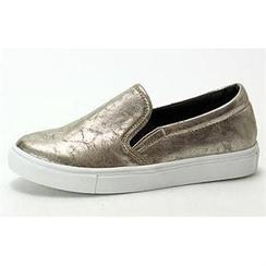 MODELSIS - Metallic Slip-Ons