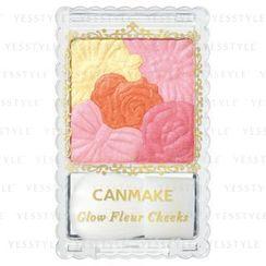 Canmake - Glow Fleur Cheeks (#07 Lemon&Cherry Fleur)
