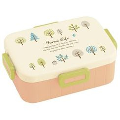 Skater - Forest Life 4 Lock Lunch Box 900ml