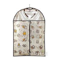 Yulu - Bear Print Suit Bag