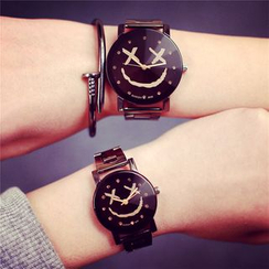 InShop Watches - Smile Face Bracelet Watch