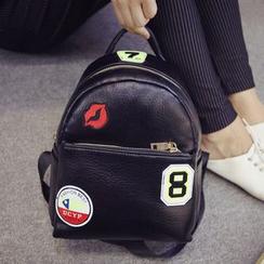 Merlain - Applique Mini Backpack
