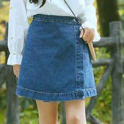 sansweet - Denim Skirt