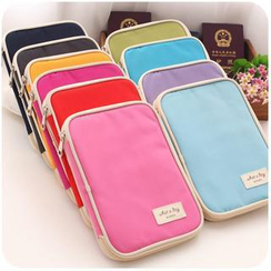 Momoi - Waterproof Travel Passport Organizer Bag