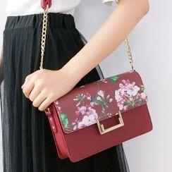 Axixi - Floral Cross Bag