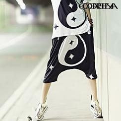 Cooreena - Print Harem Pants