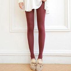 Good Living - Fleece-Lined Leggings