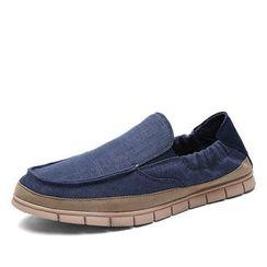 NOVO - Canvas Loafers
