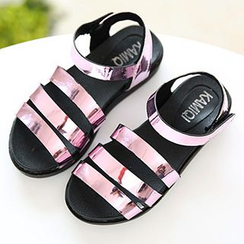 Luco - Kids Metallic Sandals