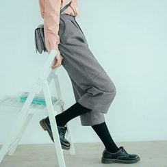Hanayoshi - Cropped Pants