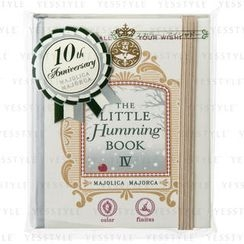 Shiseido - Majolica Majorca The Little Humming Book IV