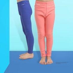Aquafaba - Kids Plain Leggings