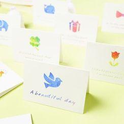 Cute Essentials - Print Greeting Card