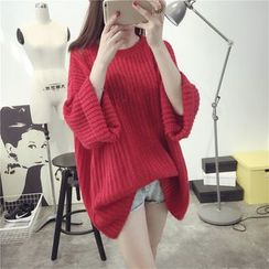 Qimi - Oversized Sweater