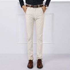 Leewiart - Straight Fit Pants
