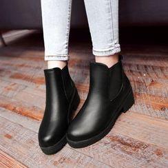 幸福鞋坊 - 及踝靴