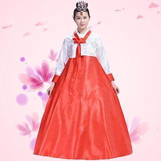 Komomo - Traditional Korean Hanbok