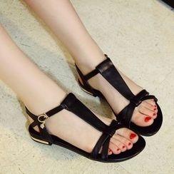 Freesia - T-Bar Sandals
