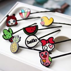 Lady Queen - Cartoon Hair Pin