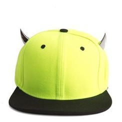 JSMIX - Devil Horn Baseball Cap