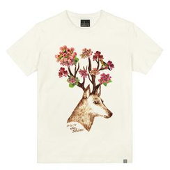 the shirts - Formosan Deer Print T-Shirt
