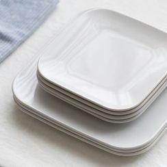Modern Wife - 陶瓷方形盘子
