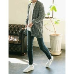 STYLEMAN - Open-Front Cardigan