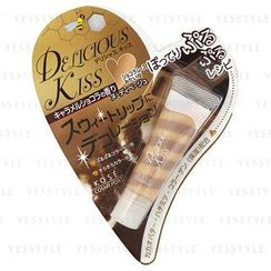 Kose - Delicious Kiss Lip Gloss (Chocolate)