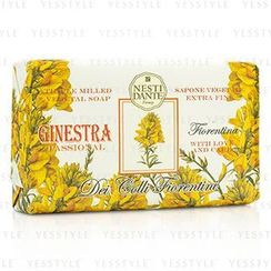 Nesti Dante - Dei Colli Fiorentini Triple Milled Vegetal Soap - Broom