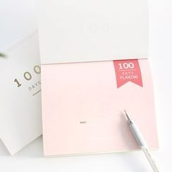 Cute Essentials - 100 Days Planner
