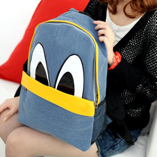 59 Seconds - Duck Face Backpack