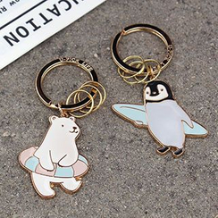 Cute Essentials - Cartoon Key Ring
