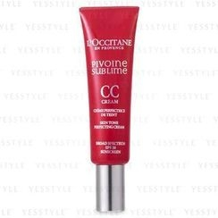 L'Occitane - Pivoine Sublime Skin Tone Perfecting Cream (Medium)