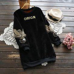 YOYO - 刺绣套衫