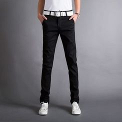 Y!SHIER - Slim-Fit Pants