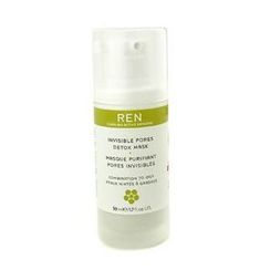 Ren - Invisible Pores Detox Mask (For Combination to Oily Skin)