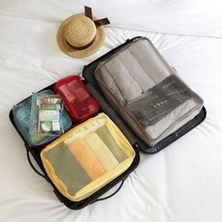 OH.LEELY - Set of 4: Travel Organizers