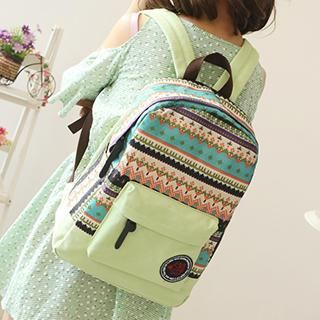 Canvas Love - Pattern Backpack