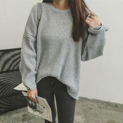 Moon City - Knit Pullover