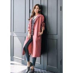 J-ANN - Single-Breasted Coat