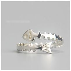 Kulala - 鱼骨开口戒指